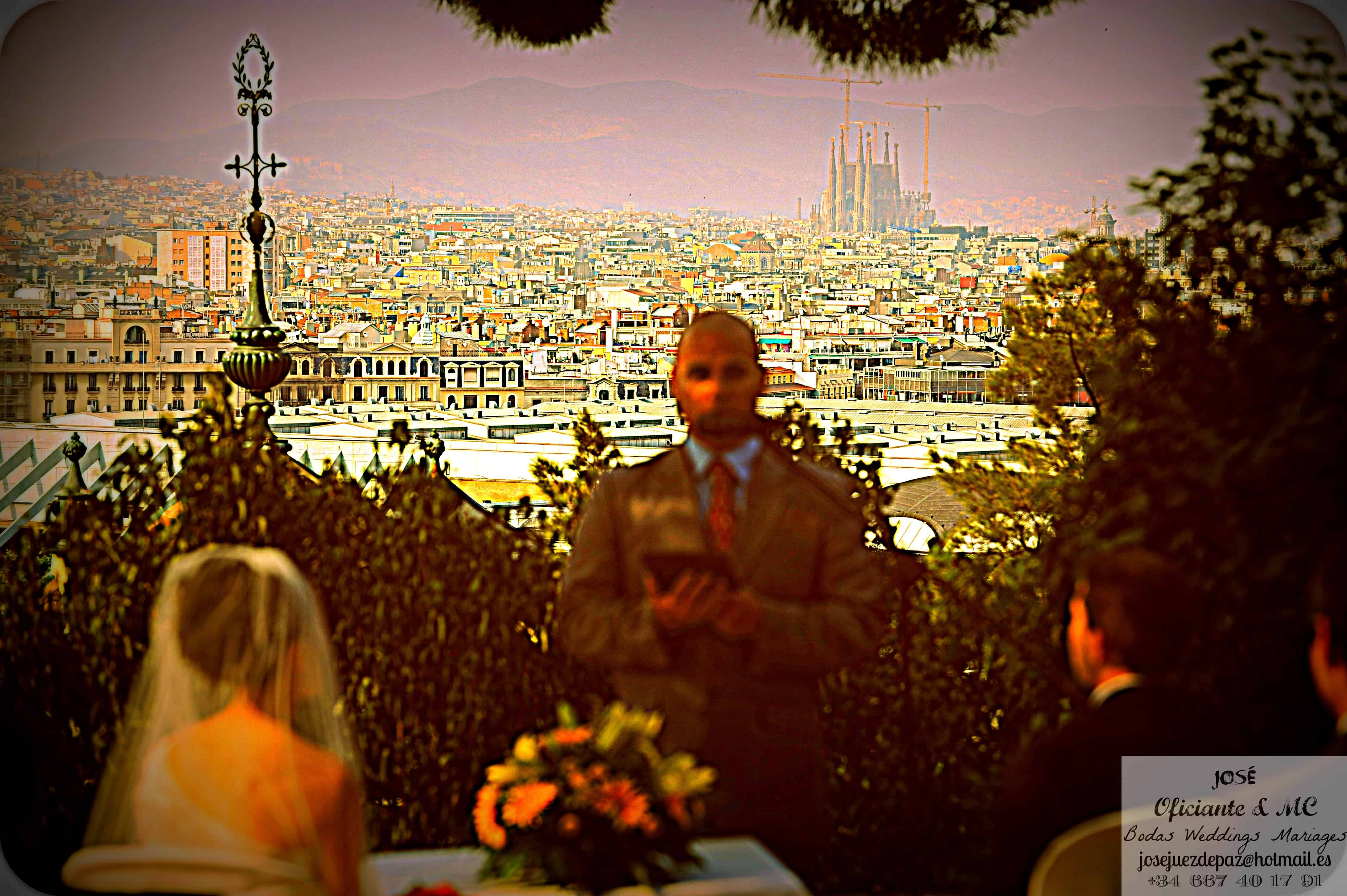 Wedding Spain Officiant josejuezdepaz@hotmail.es russian english languages