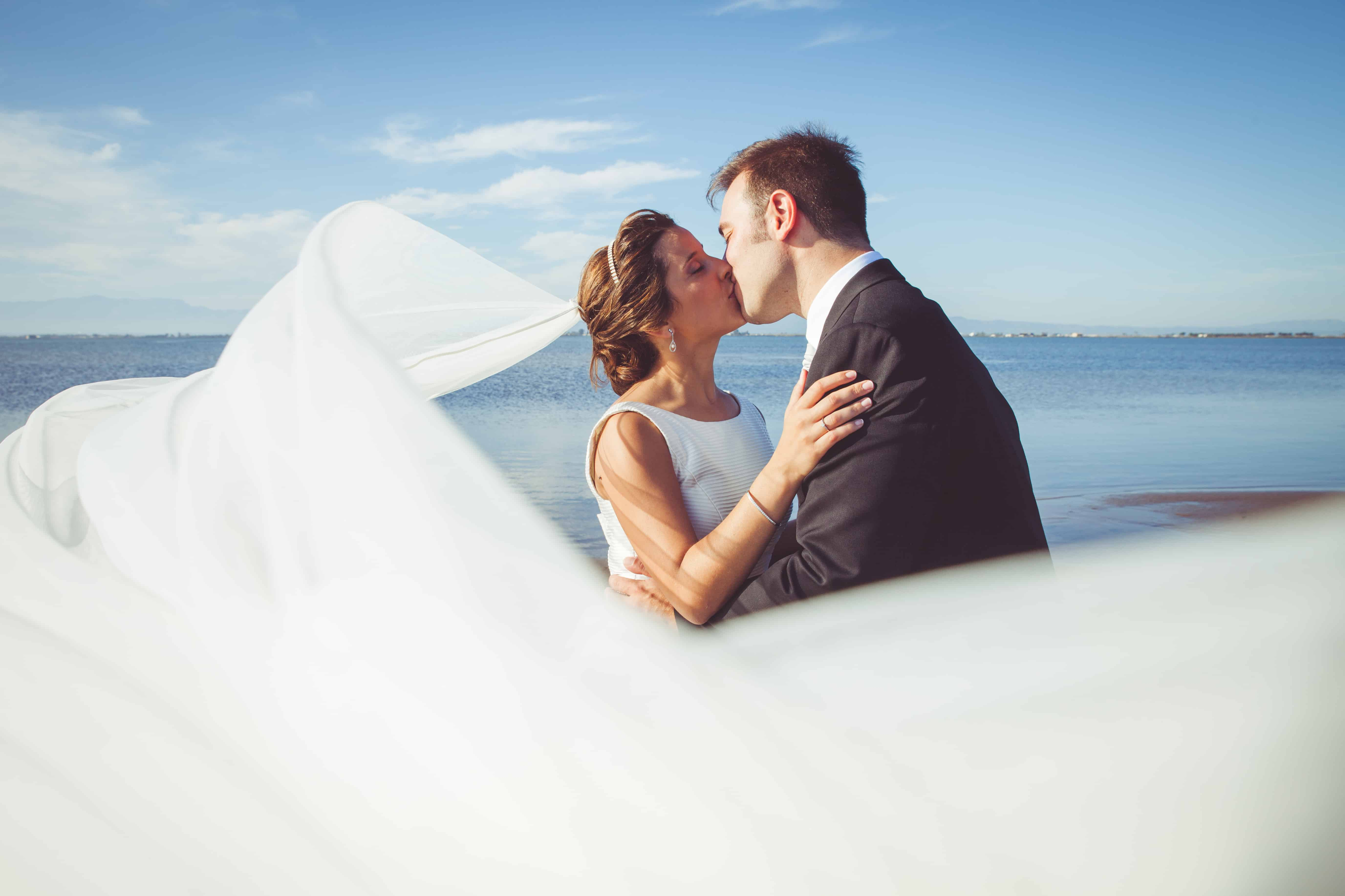 Couple getting married in Spain - Small Wedding package all inclusive