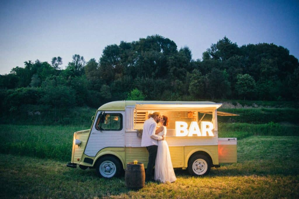 spain4weddings, foodtruck, weddingfoodtruck, mariaunacrep, weddingcatering, weddingabroad