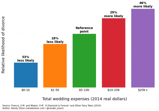 Total Wedding Expenses