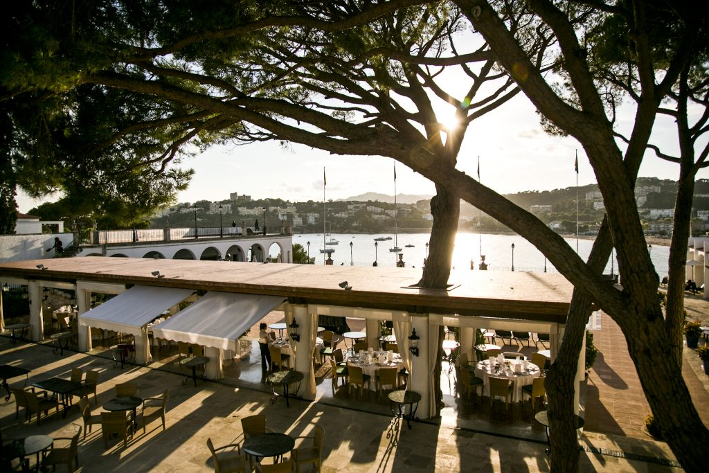 How to choose the right location for your destination wedding. Photo La Gavina.