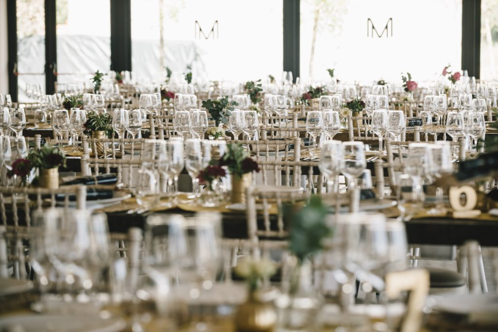 3 Mistakes couples make when choosing a wedding venue. Photo by Masia Can Martí.