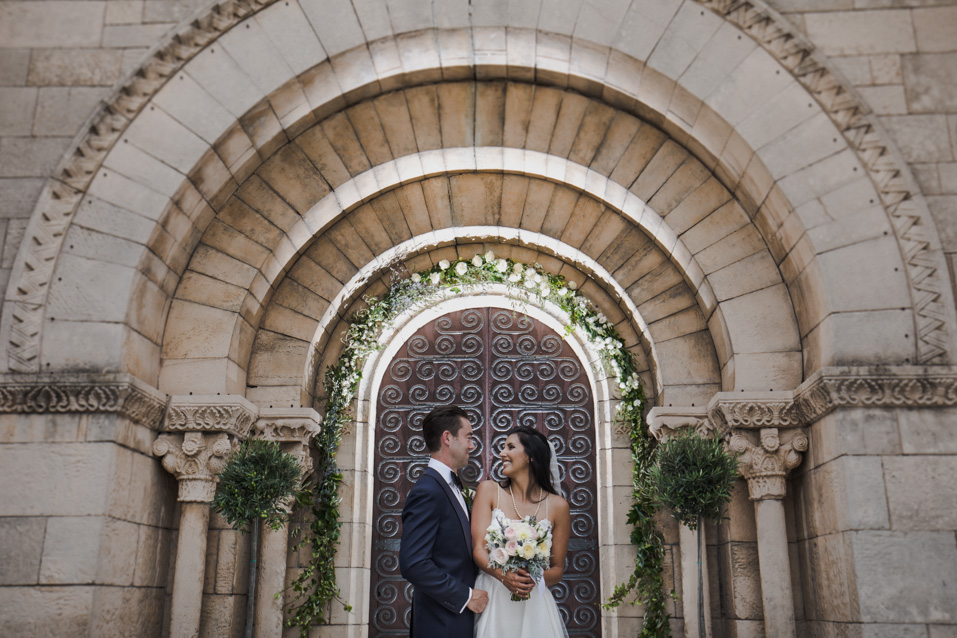 Spain is the wedding destination choice of brides around the world. Photo by Poble Espanyol