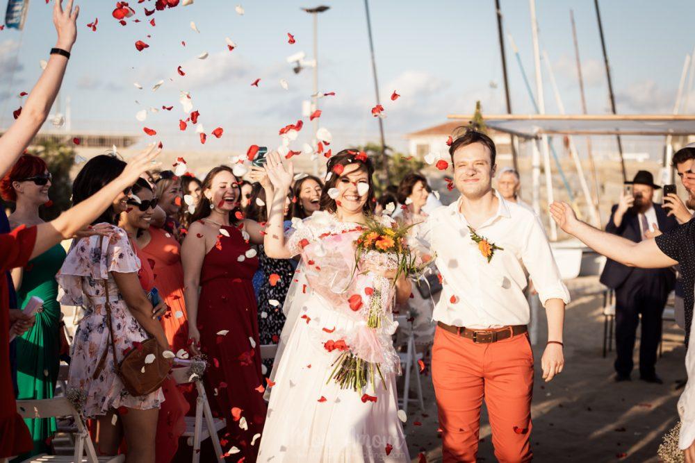 EVGENIA & SHAI WEDDING REVIEW. Photo by Monica Vidal