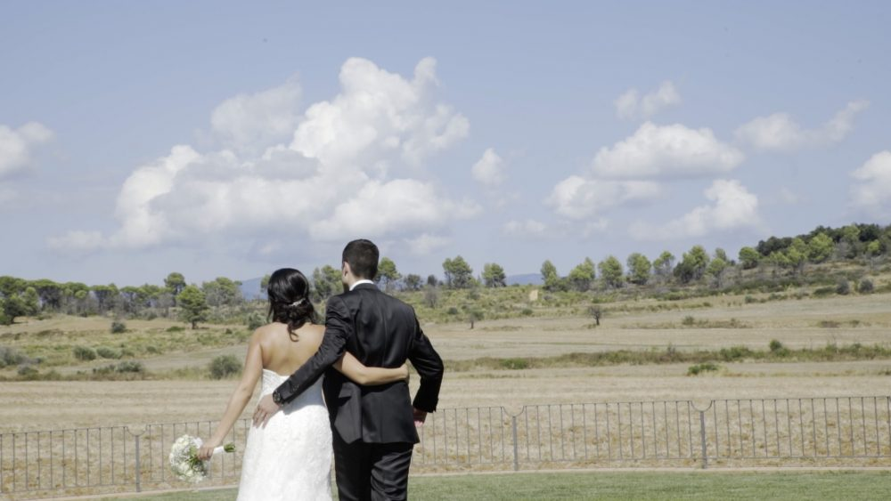 How to deal with wedding regrets and move. Photo by INWeddings