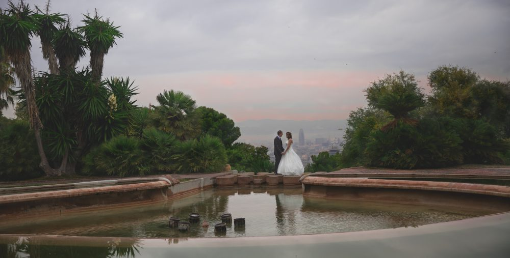 How to make your wedding feel more of a private ceremony. Photo by 4Eyesworld