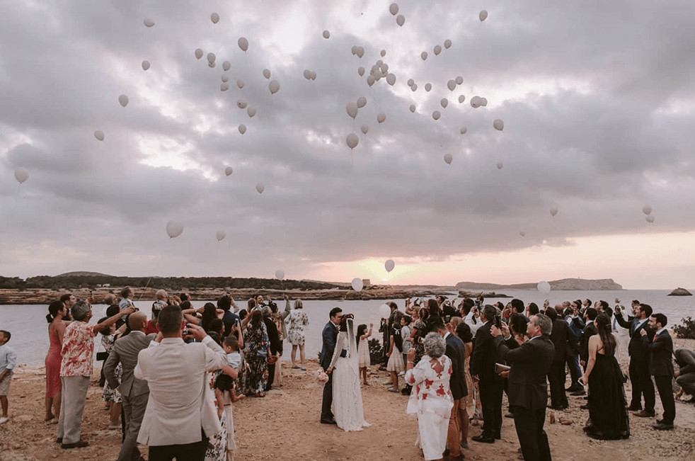 What kind of music should you play during your ceremony. Photo_ Ibiza