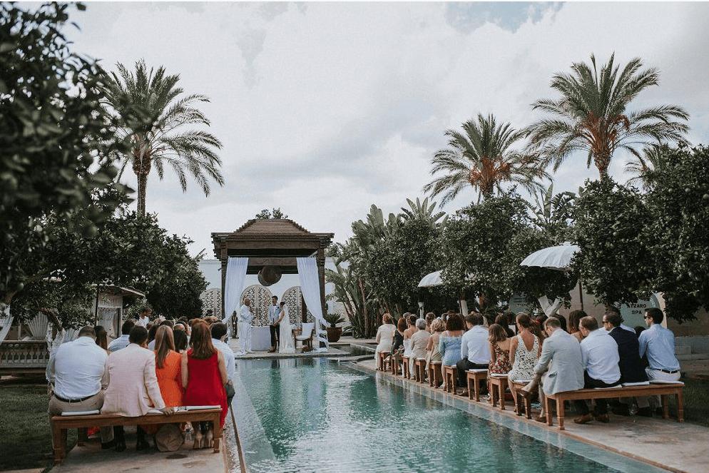 A three-day destination wedding in Ibiza