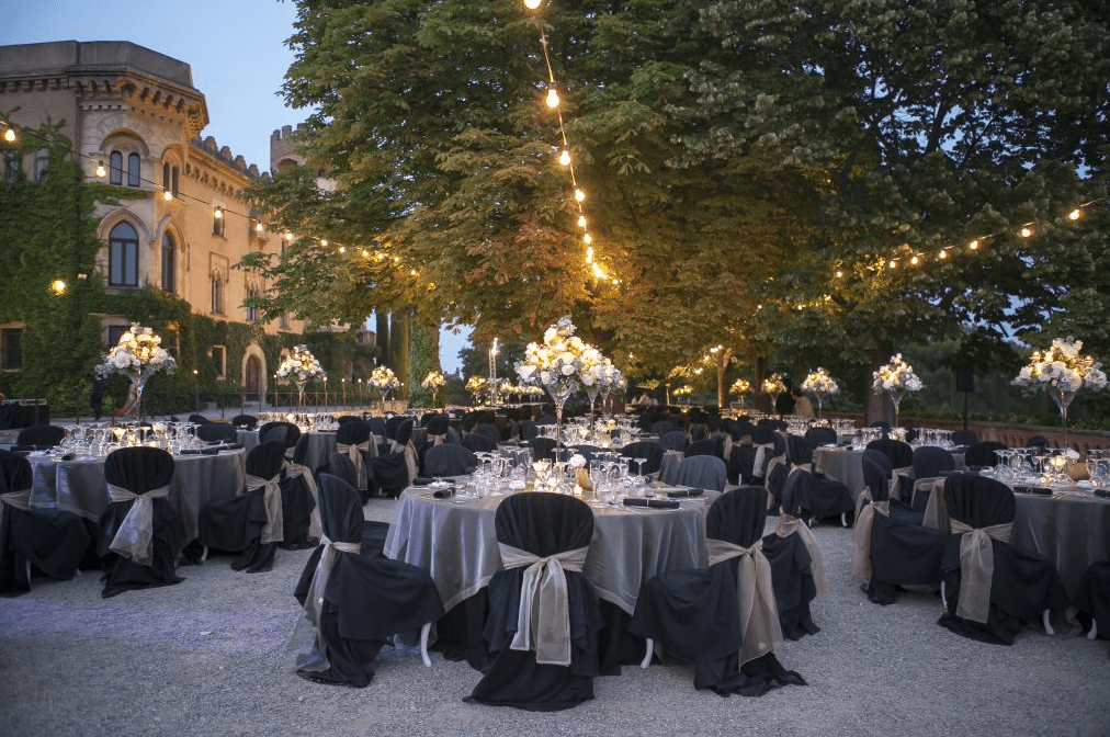The most romantic destination weddings in Spain