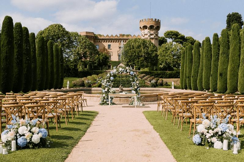 3 BEAUTIFUL CASTLE WEDDING VENUES IN SPAIN
